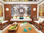 紫晖苑485平米别墅,东南亚风格