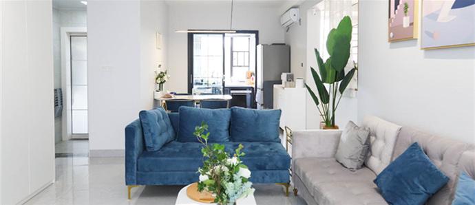 2019年最受年轻人欢迎的家居设计,这对90后小夫妻都搬进家里了!