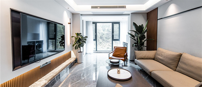 【筑家故事】惠州这位30+妈妈的家,用黑灰白诠释极简的高级!